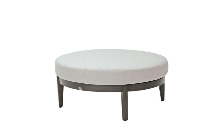 Lucia Sectional Round Ottoman by Ratana