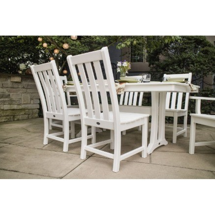 POLYWOOD® Vineyard Dining Side Chair