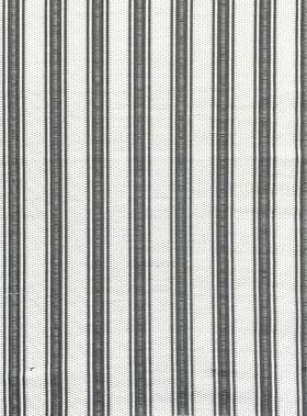 Black/Grey Vertical Stripes