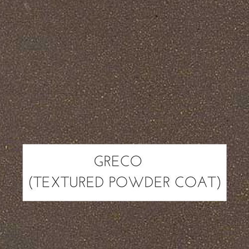 Greco (Brown) Textured Marine Polymer Frame Finish
