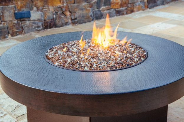 The Oriflamme Gas Fire Table Difference