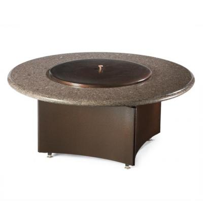 12c509e9d81 Oriflamme Gas Fire Pit Table Cafe Imperial 2899 219924% Off