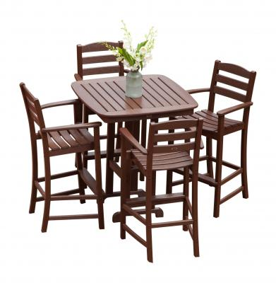 Outside Dining Sets Outdoor Pub Table And Chairs