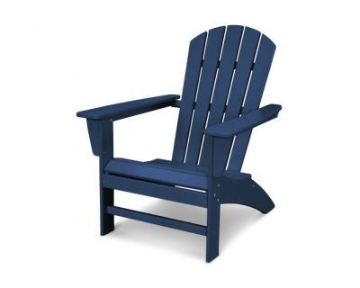 Polywood Nautical Adirondack Chair 325 22930 Off