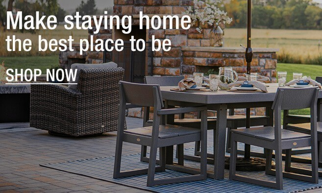 Make staying home the best place to be